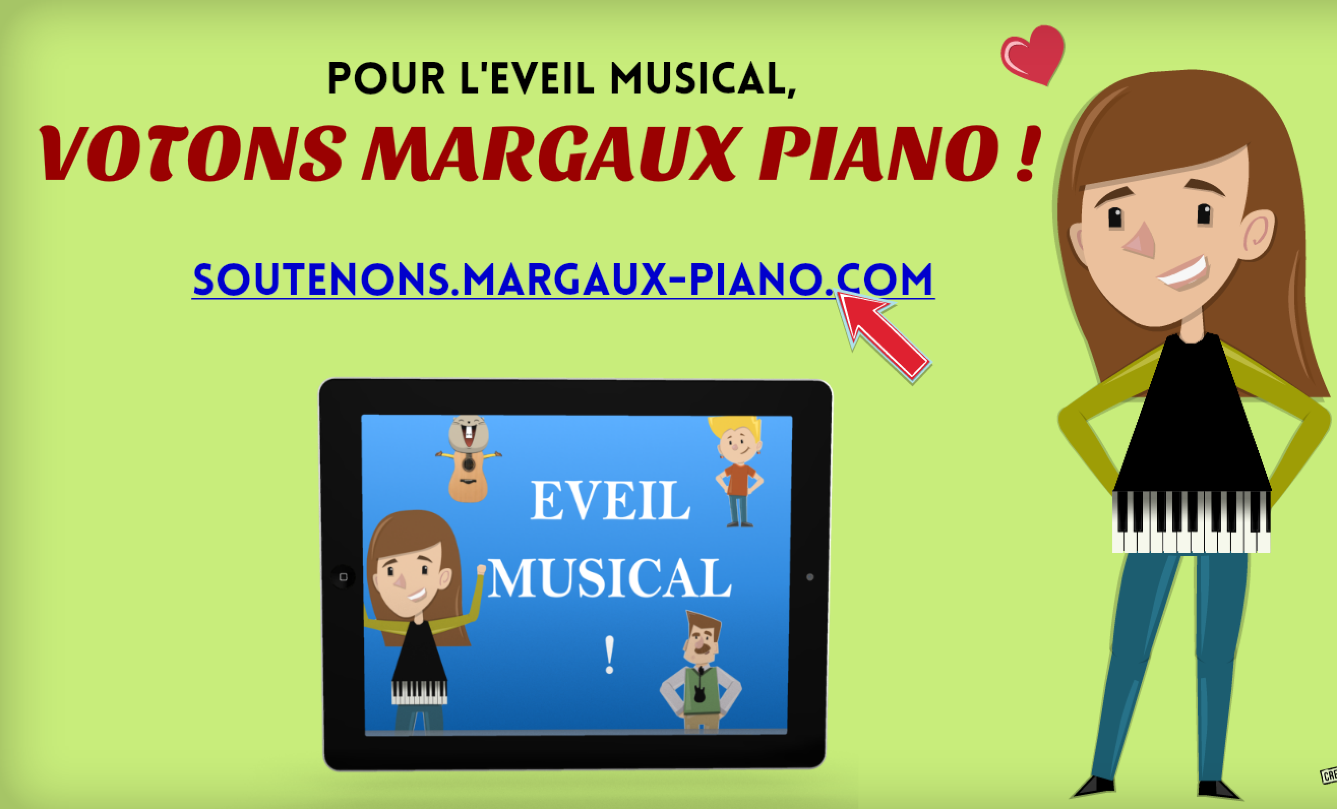 Margot Piano Votons