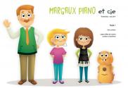 Margaux Piano et compagnie - test personnages